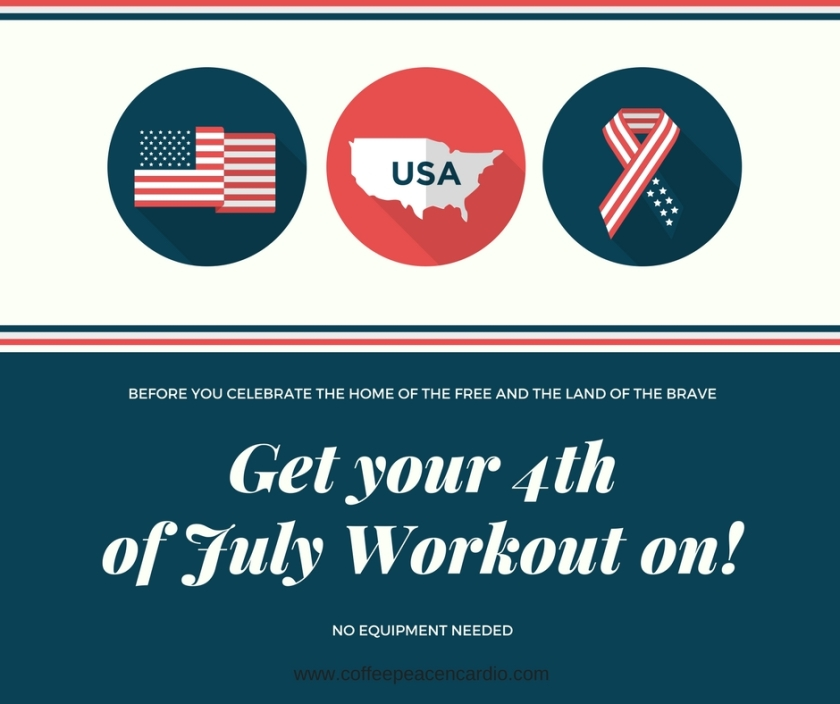 4th of July Workout!!