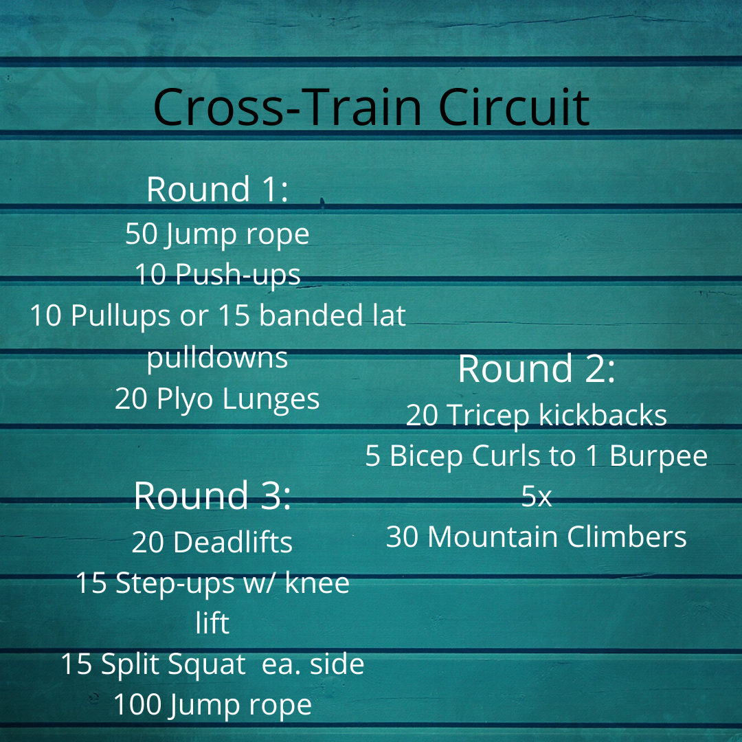 Cross-Train Circuit