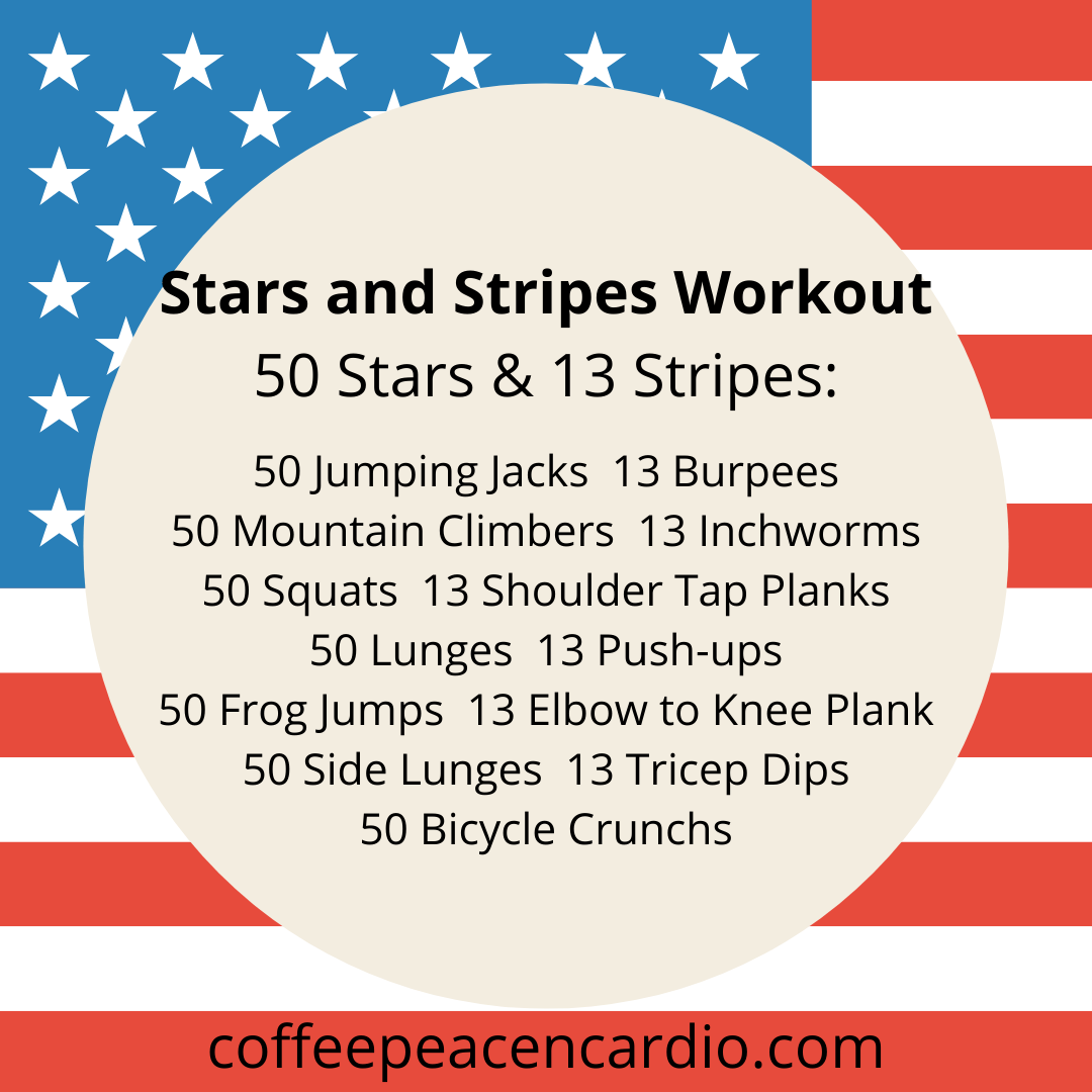 Stars and Stripes Workout (1)